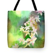 Blessings 1 Tote Bag by Anil Nene