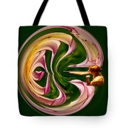 Blowing Up The World. Tote Bag by Jean Noren