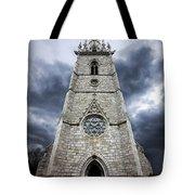 Bodelwyddan Church Tote Bag by Meirion Matthias