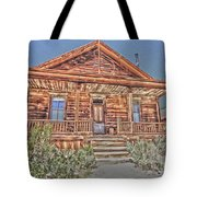 Bodie Images Tote Bag by Cheryl Young