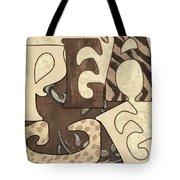 Bohemian Peace Tote Bag by Debbie DeWitt