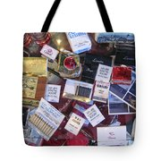 BORDELLO PARAPHERNALIA 2 - WALLACE IDAHO Tote Bag by Daniel Hagerman