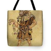 Bottom - A Midsummer Night's Dream Tote Bag by C Wilhelm