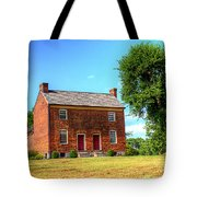 Bowen Plantation House 002 Tote Bag by Barry Jones