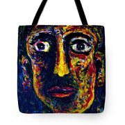 Boxer Tote Bag by Natalie Holland