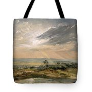 Branch Hill Pond Hampstead Tote Bag by John Constable