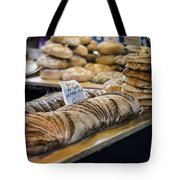 Bread Market Tote Bag by Heather Applegate