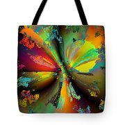 Break Away Tote Bag by Claude McCoy