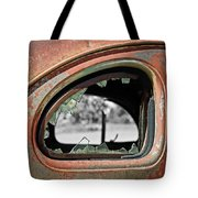 Breaking Through Time Tote Bag by Steve McKinzie
