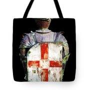 Breastplate Tote Bag by Fabrizio Troiani