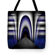 Bridge Over Troubled Waters Tote Bag by Christopher Gaston