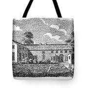 BRONT�: BOARDING SCHOOL Tote Bag by Granger