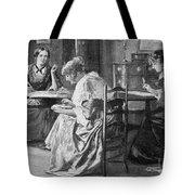 BrontË Sisters Tote Bag by Granger
