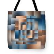 Brushed 15 Tote Bag by Tim Allen