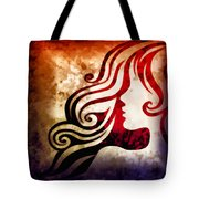 Btw I Loved You 3 Tote Bag by Angelina Vick