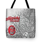 Budweis Czech Republic - 700 Years Of Brewing Tradition Tote Bag by Christine Till