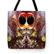 Bug Eyes Tote Bag by Skip Nall
