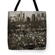Buildings Tote Bag by RicardMN Photography