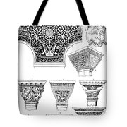 Byzantine Ornament Tote Bag by Granger