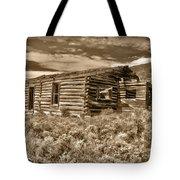 Cabin Fever Tote Bag by Shane Bechler