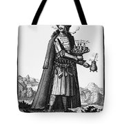 Cafe Owner, C1690 Tote Bag by Granger
