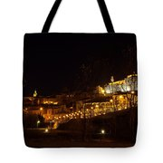 Calahorra At Night Tote Bag by RicardMN Photography