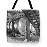 California: Winery, C1890 Tote Bag by Granger