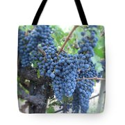 Calistoga Bloom Tote Bag by Jean Macaluso