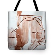 Calm - Tile Tote Bag by Gloria Ssali