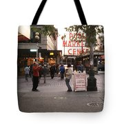 Can I Take Your Picture Tote Bag by Kym Backland