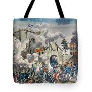 Capture Of Bastille, 1789 Tote Bag by Granger