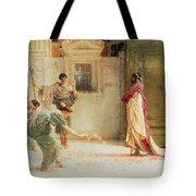 Caracalla Tote Bag by Sir Lawrence Alma-Tadema