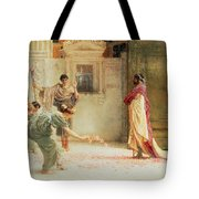 Caracalla Tote Bag by Sir Lawrence Alma-Tadema