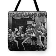 Card Company Trade Card Tote Bag by Granger