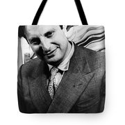 Carlo Levi (1902-1975) Tote Bag by Granger