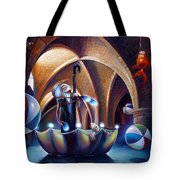 Caverna Magica Tote Bag by Patrick Anthony Pierson