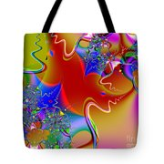 Celebration . S16 Tote Bag by Wingsdomain Art and Photography