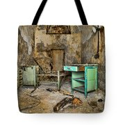 Cell Block 5 Tote Bag by Paul Ward