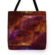 Centrifuge Tote Bag by Christopher Gaston