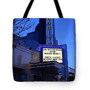 Cerrito Theater In El Cerrito California . 7d11035 Tote Bag by Wingsdomain Art and Photography