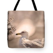 Chapter Nineteen  Tote Bag by Betsy C Knapp