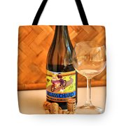 Chard Time Tote Bag by Cheryl Young
