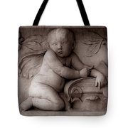 Cherubs 3 Tote Bag by Andrew Fare