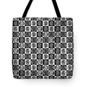 Chess Board Tote Bag by Sumit Mehndiratta