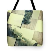 Chess Tote Bag by Joana Kruse