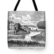 Chicago, 1833 Tote Bag by Granger