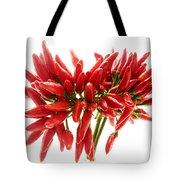 Chili Peppers Tote Bag by Fabrizio Troiani