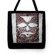 Christ - Cristu Tote Bag by Gloria Ssali