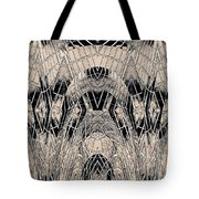 Chrome Tote Bag by Tim Allen