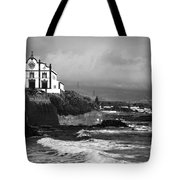 Church by the sea Tote Bag by Gaspar Avila